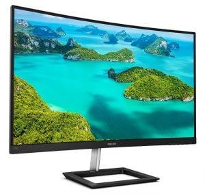 Monitor 4k curvo Philips 328E1CA, el todoterreno dentro de los mejores monitores curvos