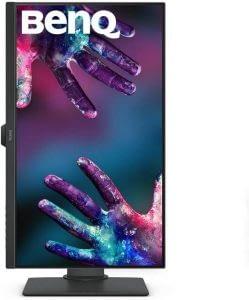 Monitor 4k Diseño Gráfico BenQ PD2700U, el top 1 dentro de mejores monitores 27 pulgadas