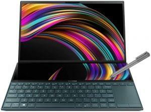 Portátil doble pantalla ASUS ZenBook Duo