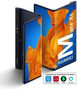 Huawei Mate XS con doble pantalla, el mejor de los móviles plegables