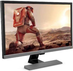 Monitor 4k barato BenQ EL2870U gaming y brillo inteligente