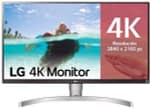Monitor 4k LG 27UL650-W